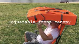Rei Flex Lite Chair Beach by The All New Relax Original Canopy Chair Youtube