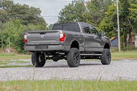 6in Nissan Suspension Lift Kit (16-17 Titan XD 4WD) - Autobruder 4WD ... Rbp Suspension Lift Kit System Kits Leveling Tcs Kelderman Zone Offroad 3 Adventure Series Uca 1nc32n 4wd Jhp Nissan Titan 4wd 042015 Tuff Country 54060 Rough 35in Gm Bolton 1118 2500 F150 4 In W Upper Strut Spacers Mazda Bt50 12on 2inch50mm Bilstein Suspension Lift Kit Ebay Phoenix Automotive Expressions 6in 1617 Xd Autobruder Body And Lifts Ford Forum Community Of