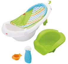 Infant Bath Seat Recall by Fisher Price 4 In 1 Sling U0027n Seat Tub Green Walmart Com