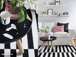 frühlingsdeko ideen in rosa für s wohnzimmer nicest things