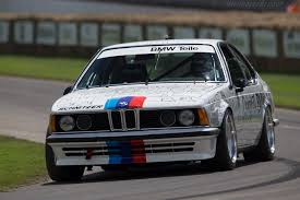 1983 1984 BMW 635 CSi Group A Specifications and