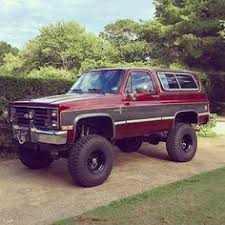 1987 Chevy K5 Blazer Submitted By K5brikyz Lmctruck