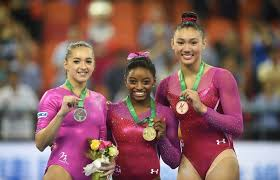 Simone Biles Floor Routine 2014 by Gymnast 391 Simone Biles Golden In Wag Aa Nanning 2014