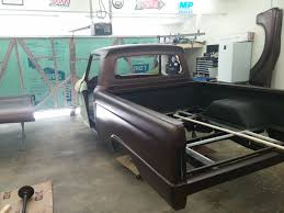 1966 F100 Build-PROJECT DISRUPTIVE: 1966 F100 Bed Almost Done ... Pating Truck With Bedliner Ar15com Weathertech 36912 F150 Techliner Bed Liner With 55 52018 2013 Ford Svt Raptor Techliner And Tailgate How To Apply Upol Truck Liner Youtube New Roof Truckbed Land Rover Forums Retrax The Sturdy Stylish Way Keep Your Gear Secure Dry Usa Protective Coating Home Facebook Thesambacom Vanagon View Topic Spray On Bedliner Sprayed In Upol Raptor Yesterday Pirate4x4com 4x4 Offroad Revealed Bullet