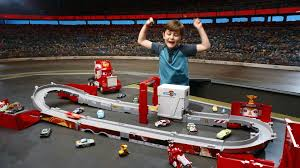 Disney Pixar Cars Super Track Mack Playset : Target