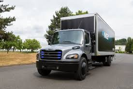 100 Work Truck Show Freightliner To Showcase EM2 Electric Truck At