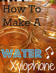 100 Home Made Xylophone Sorcerers Apprentice The Water Science For
