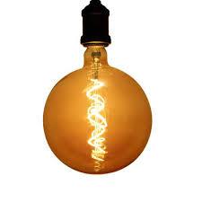 oversize g200 dimmable big globe led filament bulb led filament