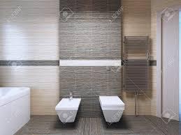 badezimmer mit zebrano fliesen trend 3d übertragen