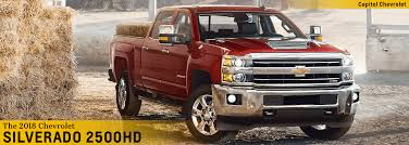 100 Chevy Pickup Truck Models 2018 Chevrolet Silverado 2500HD FullSize Model Information