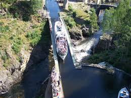 100 Magdeburg Water Bridge Pics
