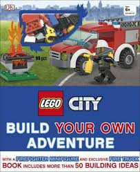 100 Build Your Own Truck Online Lego R City Adventure By Dk Hardcover