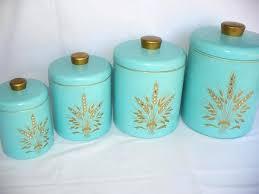 aqua kitchen canisters – thelodgeub