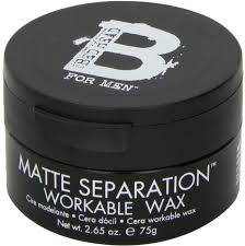 Bed Head Moisture Maniac by Tigi Bed Head Bed Head For Men Matte Separation Workable Wax Hair