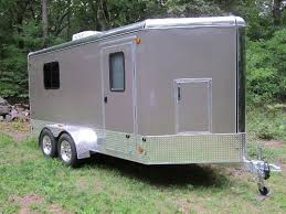 Steve Kathys Website Our Cargo Trailer Camper