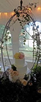3 Tier Rustic Textured Buttercream Wedding Cake Decorated With Fresh Flower Delivered At Historic Shady