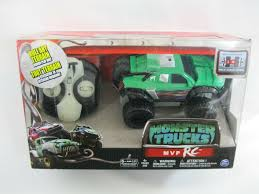 100 Rc Model Trucks Monster MVP RC Green Remote Control Vehicle 2015 Spin