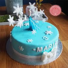 elsa torte eiskönigin torte