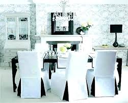 Full Size Of Large Dining Room Seat Covers Chair Cover Slipcovers Charming How To Make On
