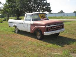1961 Ford Unibody Pickup | The H.A.M.B.