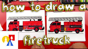 100 Kids Fire Trucks Station Drawing At GetDrawingscom Free For Personal Use