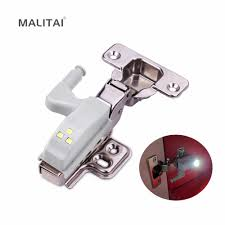 malitai 3 led cabinet wardrobe hinge door l 0 3w light