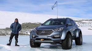 Hyundai Santa Fe Shackleton Endurance (2017) Review | CAR Magazine