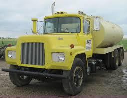 100 R Model Mack Trucks For Sale 1972 600 Tanker Truck Item 4011 SOLD August 31 C