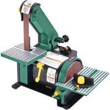 grizzly h6070 belt sander review