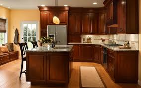 Kitchen Wall Paint Colors With Cherry Cabinets by Kitchen Kitchen Colors With Dark Cabinets Best Kitchen Wall
