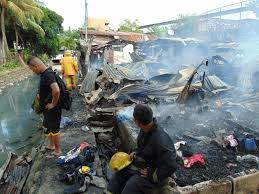 100 Weekend Homes Fire Destroys Seven Homes In Bacolod City Watchmen