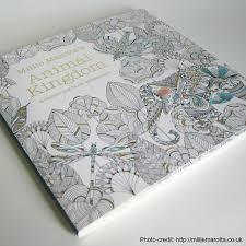 Enchanted Forest Coloring Book Uk Top Ten Grown Up Colouring Books Stabilo Blog