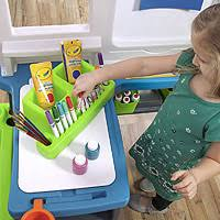 Step2 Art Easel Desk Instructions by Step2 Great Creations Art Center Toys