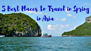 5 Best Places To Travel In Spring Asia