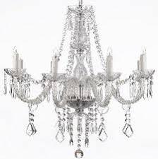 Crystal Chandelier Ceiling Fan Clipart