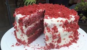 velvet cake mit tonkabohne frischkäse mascarpone creme