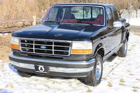 100 1995 Ford Truck F150 At Auction 2244933 Hemmings Motor News