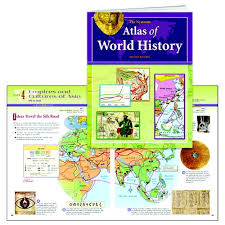 Nystrom Desk Atlas Answers by Nystrom Atlas Of World History 2nd Ed 28 Images The Nystrom