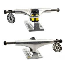 100 Thunder Trucks Polished Hi 147 Hammer Skateboard