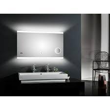 led lichtspiegel silver shine 2 0 120 x 70 cm touchsensor
