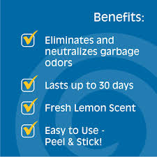 Plink Your Sink Poison by Amazon Com Gonzo Natural Magic Garbage Odor Eliminator Lemon