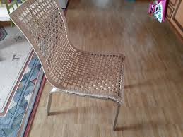 ikea nandor stuhl rattan geflochten kaufen auf ricardo