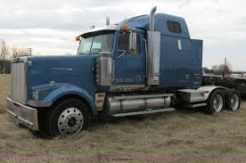 1998 Western Star 4964EX Semi Truck | Item F4854 | SOLD! Feb... Diesel Bombers Trucks 2004 Chevy Silverado 8lug Magazine 2010 Peterbilt 389 Custom For Sale Pinterest Redneck Pickup Stacks Bull Horns Pipes Ford F350 Tow Bed With Chrome No Winch Hodges Utility Truck Beds For 32007 60l F2f350 Mbrp Turbo Back Smoker Exhaust Kit W Gooseneck Flate Bed With Lifted Truck Page 2 And Gmc 2007 Kenworth T800 Semi Sold At Auction May 21 The Worlds Largest On An 18 Wheeler Tractor Freightliner Lobos Pride San Antoniobased Texas Shop Built This Dodge Resource Forums 8v71 Detroit Straight Youtube