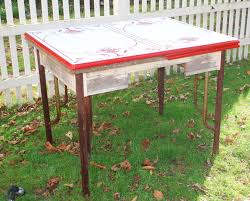 100 Red Formica Table And Chairs Retro Rewindmy Red And White Table 2bigkids