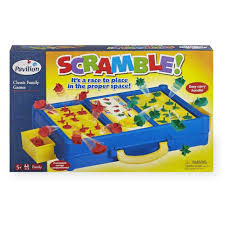 Pavilion Games Scramble Board Game