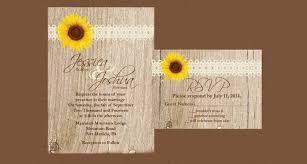 Rustic Wedding Invitations Printable PSD AI