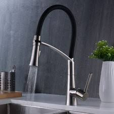 Pull Down Kitchen Faucets Stainless Steel by Pull Down Kitchen Faucet Ebay