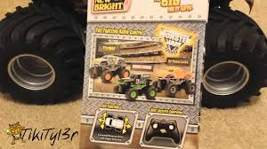 New Bright Monster Jam RC Review - YouTube New Bright Monster Jam Radio Control And Ndash Grave Digger Remote Truck G V Rc Car Jams Amazoncom 124 Colors May Vary Gizmo Toy 18 Rc Ff Pro Scorpion 128v Battery Rb Grave Digger 115 Scalefreaky Review All Chrome Scale Mega Blast Trucks Triangle By Youtube 1530 Pops Toys New Bright Big For Monster Extreme Industrial Co