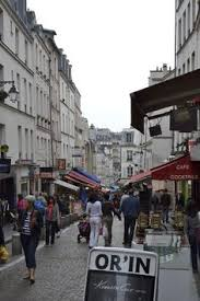 rue mouffetard and
