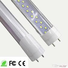 2018 8ft t8 led lights g13 56w ac85 265v pf0 95 rows